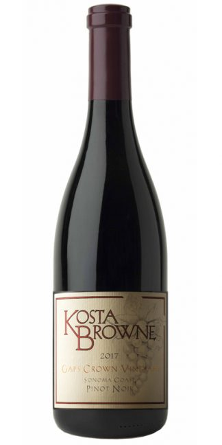 2017 KOSTA BROWNE GAP'S CROWN PINOT NOIR