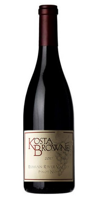 "2017 KOSTA BROWNE ""RUSSIAN RIVER VALLEY"" PINOT NOIR"