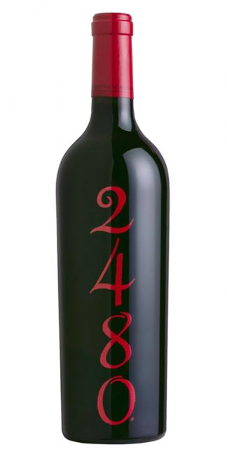 "2015 HOLLYWOOD & VINE ""2480"" CABERNET SAUVIGNON"