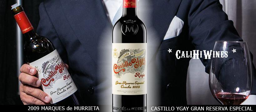 Marques de Murrieta Castillo Ygay Gran Reserva Especial