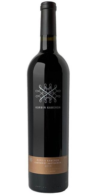 2013 KORBIN KAMERON MOON MOUNTAIN DISTRICT CABERNET SAUVIGNON