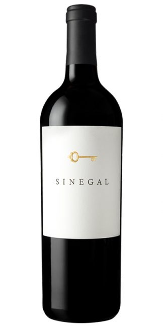 2017 SINEGAL ESTATE CABERNET SAUVIGNON