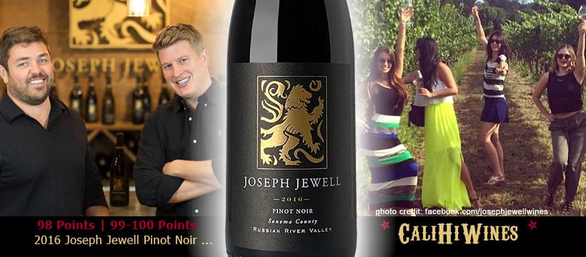 Joseph Jewell Pinot Noir