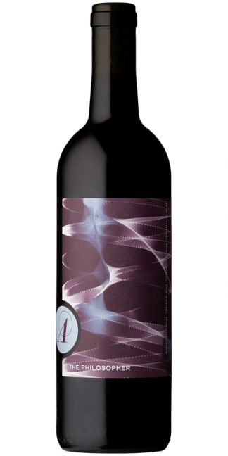 2014 ANARCHIST WINE CO. THE PHILOSOPHER PROPRIETARY RED