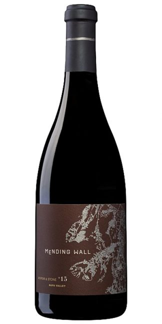 2015 MENDING WALL MORTAR & STONE PROPRIETARY RED WINE