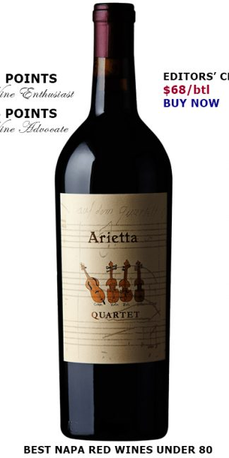 2016 ARIETTA QUARTET PROPRIETARY RED