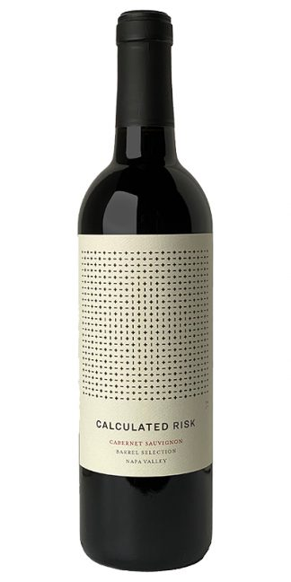 2017 CALCULATED RISK BARREL SELECTION CABERNET SAUVIGNON