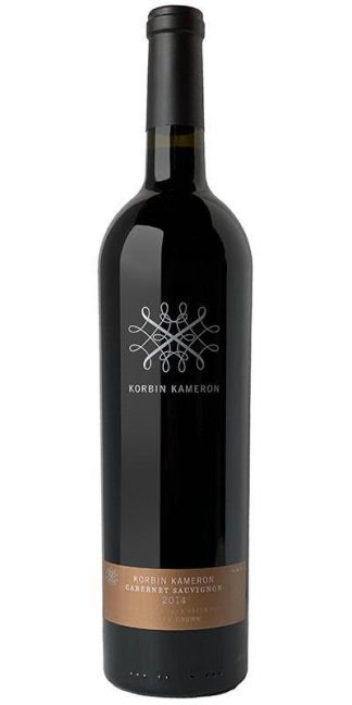 2014 KORBIN KAMERON MOON MOUNTAIN DISTRICT CABERNET SAUVIGNON