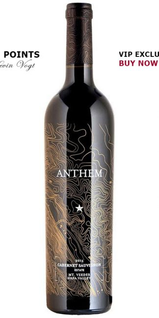 2014 ANTHEM MOUNT VEEDER ESTATE CABERNET