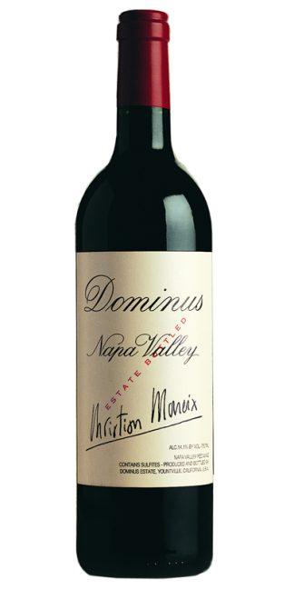 2016 DOMINUS ESTATE CULT WINE