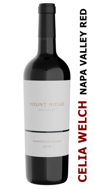 2016 YOUNT RIDGE NAPA VALLEY PROPRIETARY RED