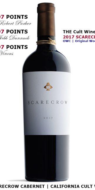 Scarecrow Cabernet 2017 Cult Wine