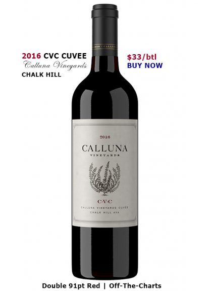 2016 Calluna Vineyards Cuvee