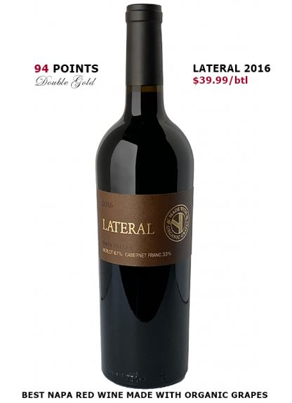 2016 LATERAL NAPA VALLEY PROPRIETARY RED WINE