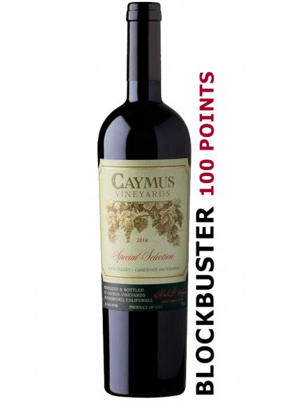 CAYMUS SPECIAL SELECTION 2016 BLOCKBUSTER CABERNET SAUVIGNON MAGNUMS