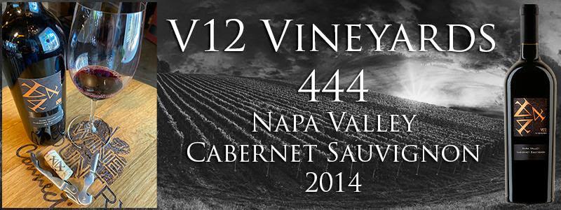 V12 Vineyards 444 Napa Valley Cabernet Sauvignon