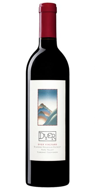 2014 DYER DIAMOND MOUNTAIN CABERNET SAUVIGNON