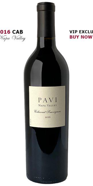 2016 PAVI NAPA VALLEY CABERNET SAUVIGNON