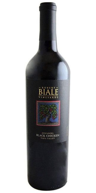 2018 ROBERT BIALE BLACK CHICKEN NAPA VALLEY ZINFANDEL