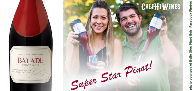 Belle Glos Super Star Pinot Noir