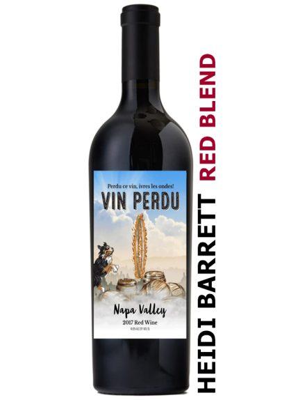 VIN PERDU PROPRIETARY RED BLEND WINEMAKER HEIDI BARRETT