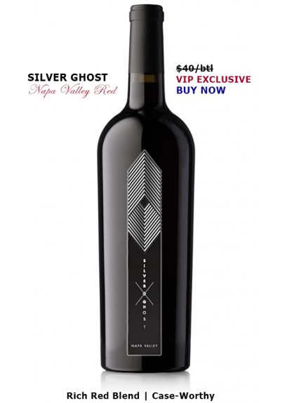 2014 SILVER GHOST RED WINE BLEND NAPA VALLEY