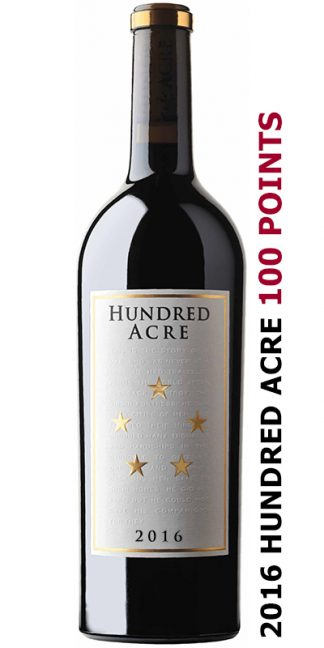 2016 HUNDRED ACRE FEW & FAR BETWEEN CABERNET SAUVIGNON