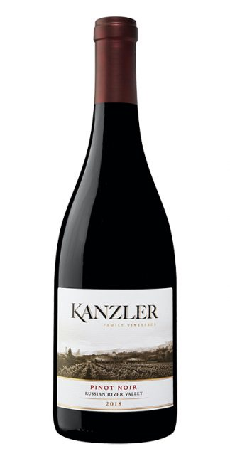 2018 KANZLER RUSSIAN RIVER VALLEY PINOT NOIR