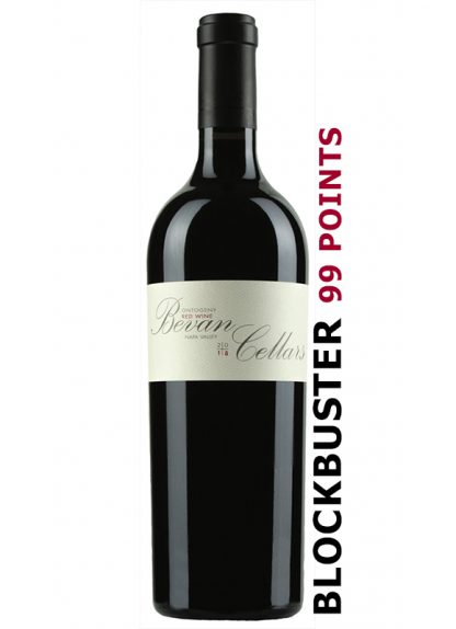 BEVAN ONTOGENY 2018 BLOCKBUSTER RED WINE 99PTS