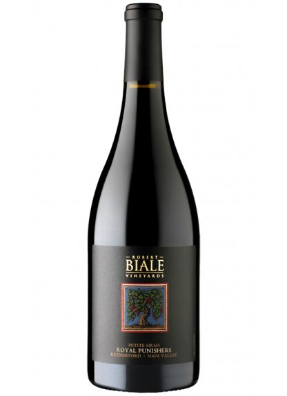 ROBERT BIALE ROYAL PUNISHERS PETITE SIRAH RUTHERFORD