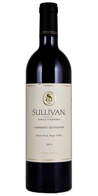 2014 SULLIVAN RUTHERFORD ESTATE CABERNET SAUVIGNON