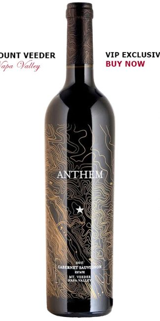 2015 ANTHEM MOUNT VEEDER CABERNET NAPA VALLEY