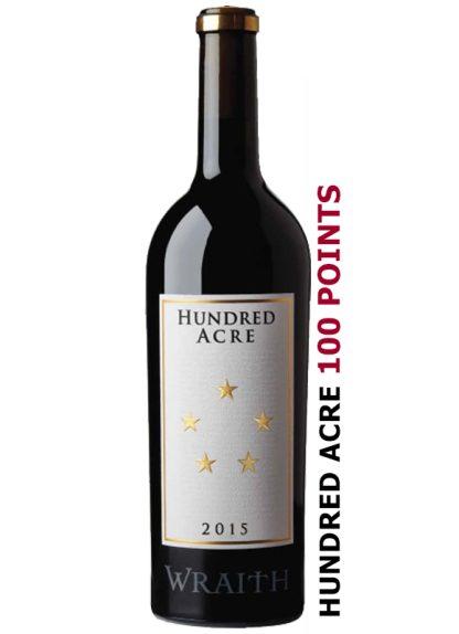 HUNDRED ACRE WRAITH CABERNET SAUVIGNON 2015