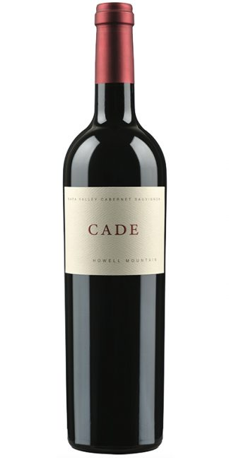 2017 CADE HOWELL MOUNTAIN CABERNET SAUVIGNON