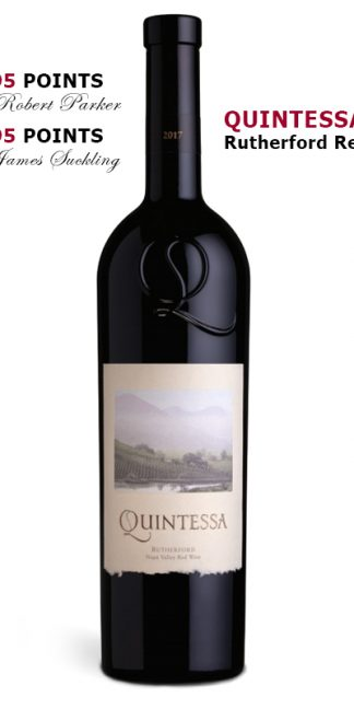 2017 QUINTESSA PROPRIETARY RED WINE, RUTHERFORD
