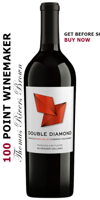 2018 SCHRADER DOUBLE DIAMOND OAKVILLE CABERNET CULT WINE