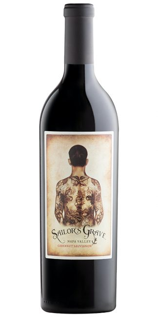 Sailor's Grave Napa Valley 2018 Cabernet Sauvignon