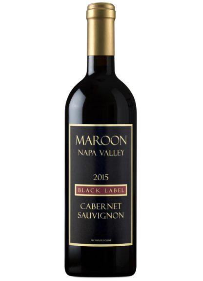 2015 MAROON BLACK LABEL CABERNET SAUVIGNON