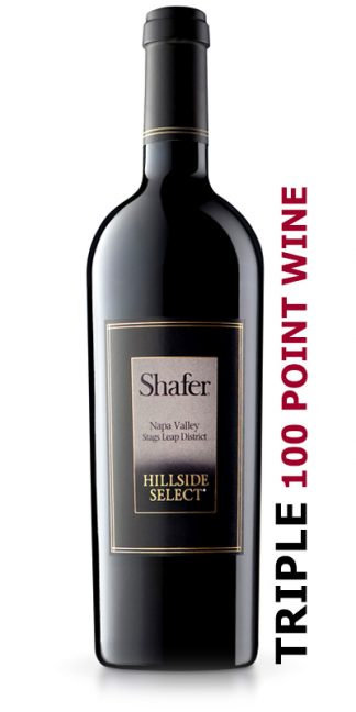 2016 SHAFER HILLSIDE SELECT CABERNET SAUVIGNON 100 Point Wine
