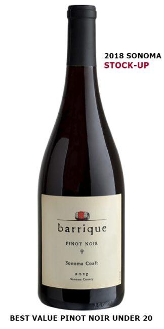 Best Value Pinot Noir Under 20