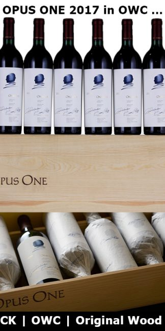 OPUS ONE 2017 NAPA VALLEY RED WINE OWC