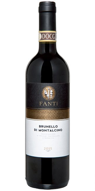 2015 FANTI BRUNELLO DI MONTALCINO 96 POINT WINES UNDER 50
