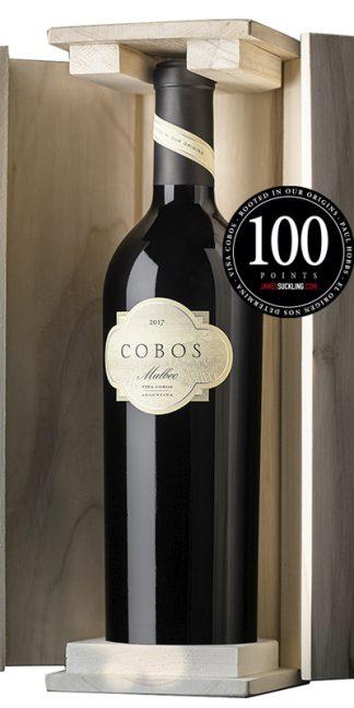 2017 VIÑA COBOS MALBEC MENDOZA COBOS 100 POINT WINE