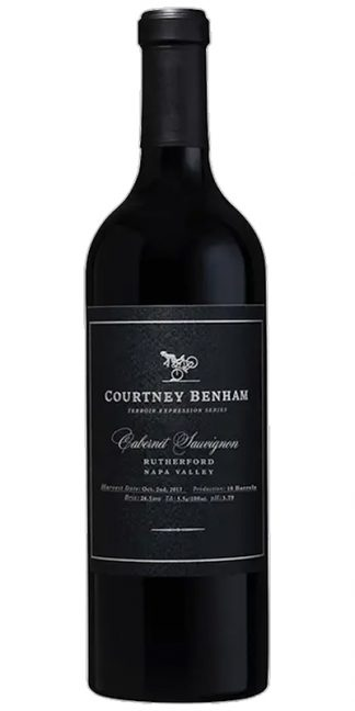 2018 COURTNEY BENHAM RUTHERFORD CABERNET SAUVIGNON
