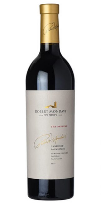 2015 ROBERT MONDAVI TO-KALON VINEYARD THE RESERVE
