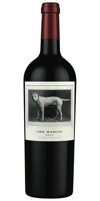 2015 THE MASCOT NAPA VALLEY CABERNET SAUVIGNON