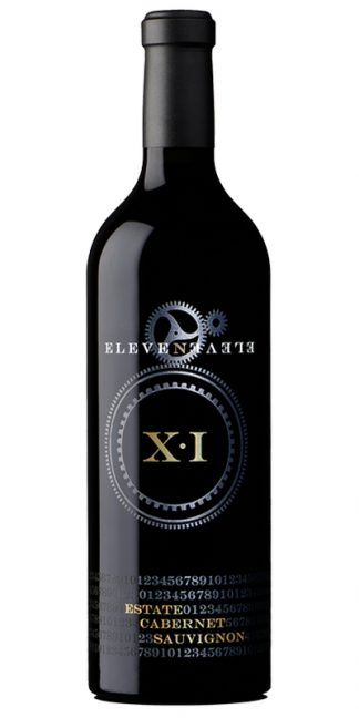 2018 ELEVEN ELEVEN X∙I ESTATE OAK KNOLL DISTRICT CABERNET SAUVIGNON