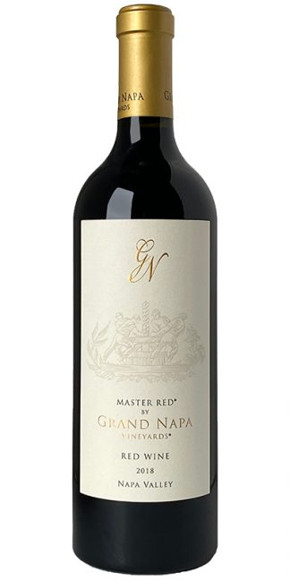 2018 GRAND NAPA MASTER RED, NAPA VALLEY BLEND