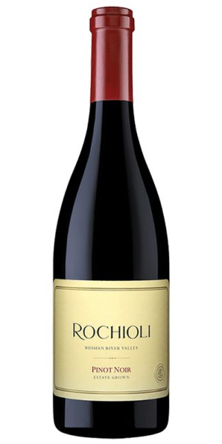 2018 ROCHIOLI ESTATE RUSSIAN RIVER PINOT NOIR