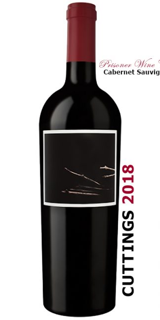 PRISONER WINE CO. 2018 CUTTINGS CABERNET SAUVIGNON
